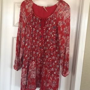 Free People dress super cute small S/P